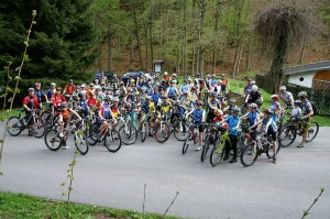 Tolle Tradition- GHOST Kids Bike Cup Trainingslager im Thüringer Wald