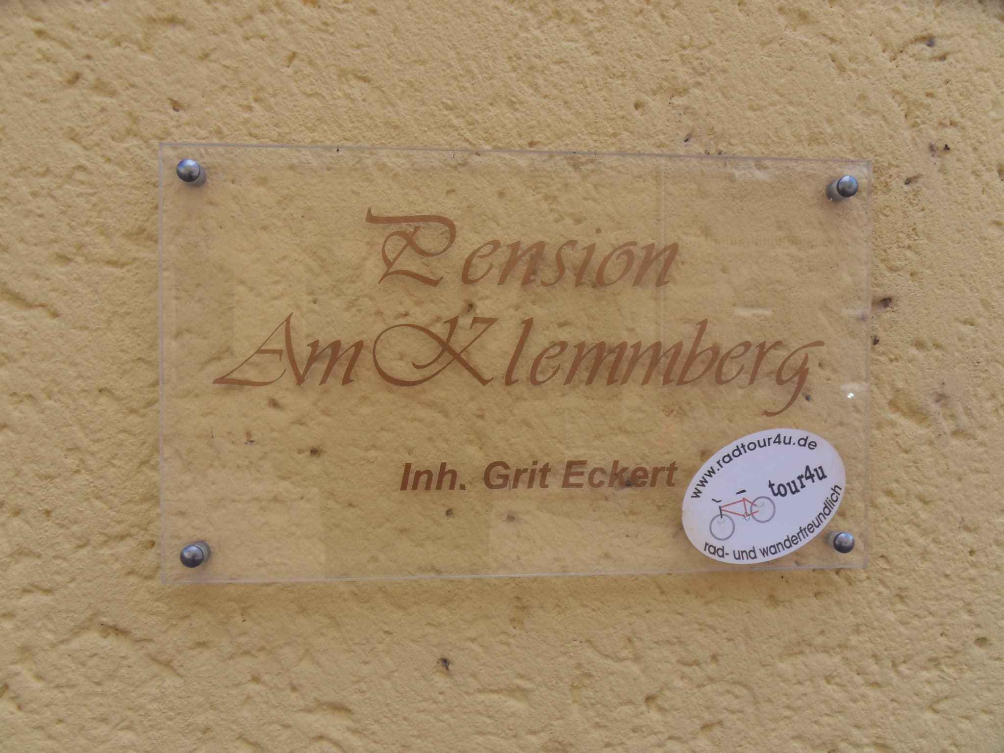 Pension am Klemmberg