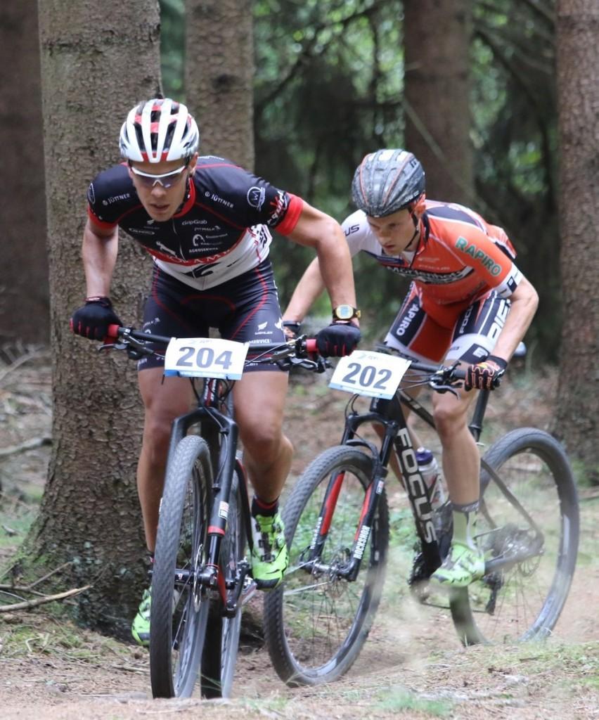 Drei Mountainbike-Touren in Deutschland Vom Karwendel in den Harz ...