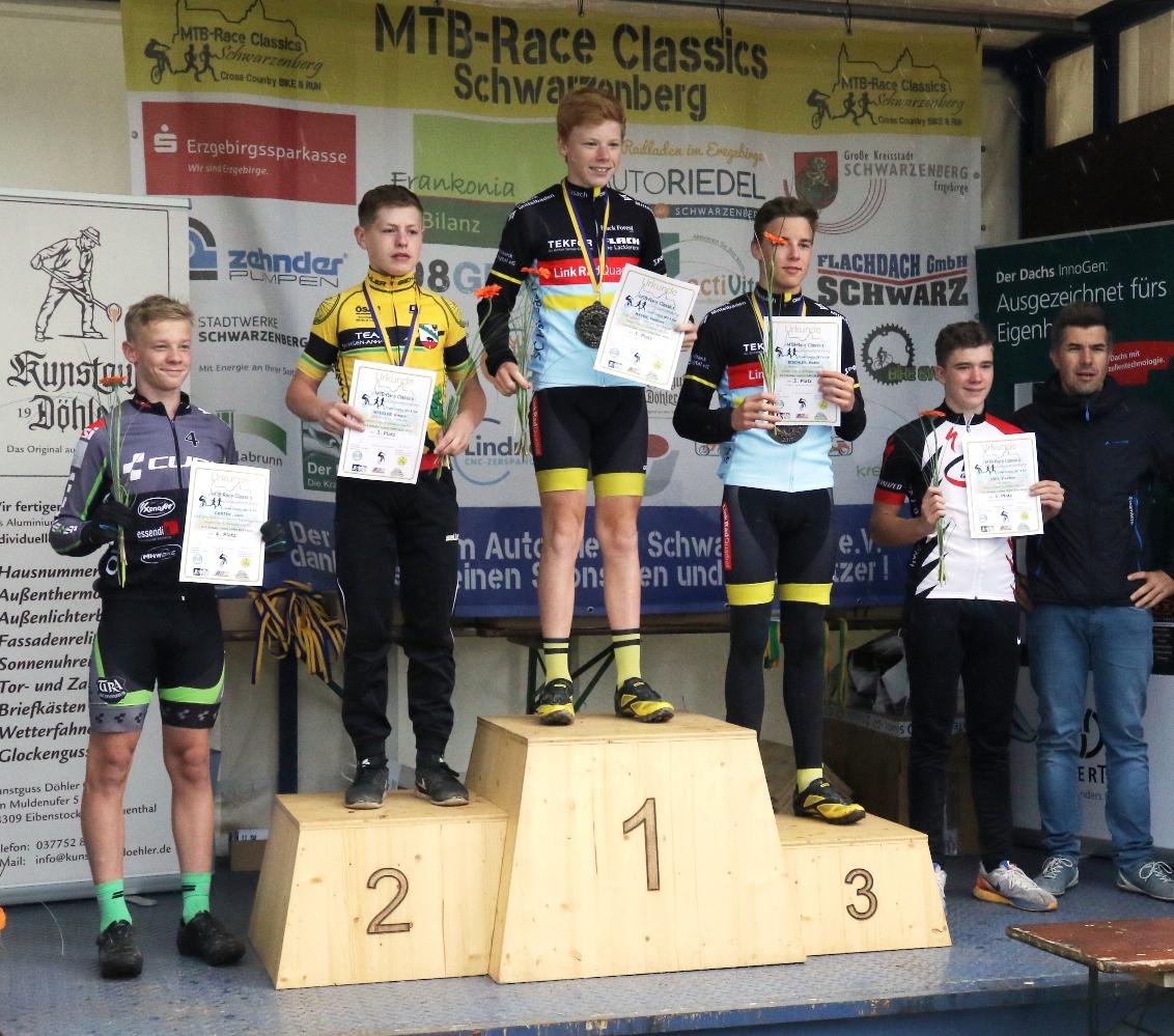 Gregor wird Gesamt -Zweiter beim Sprint