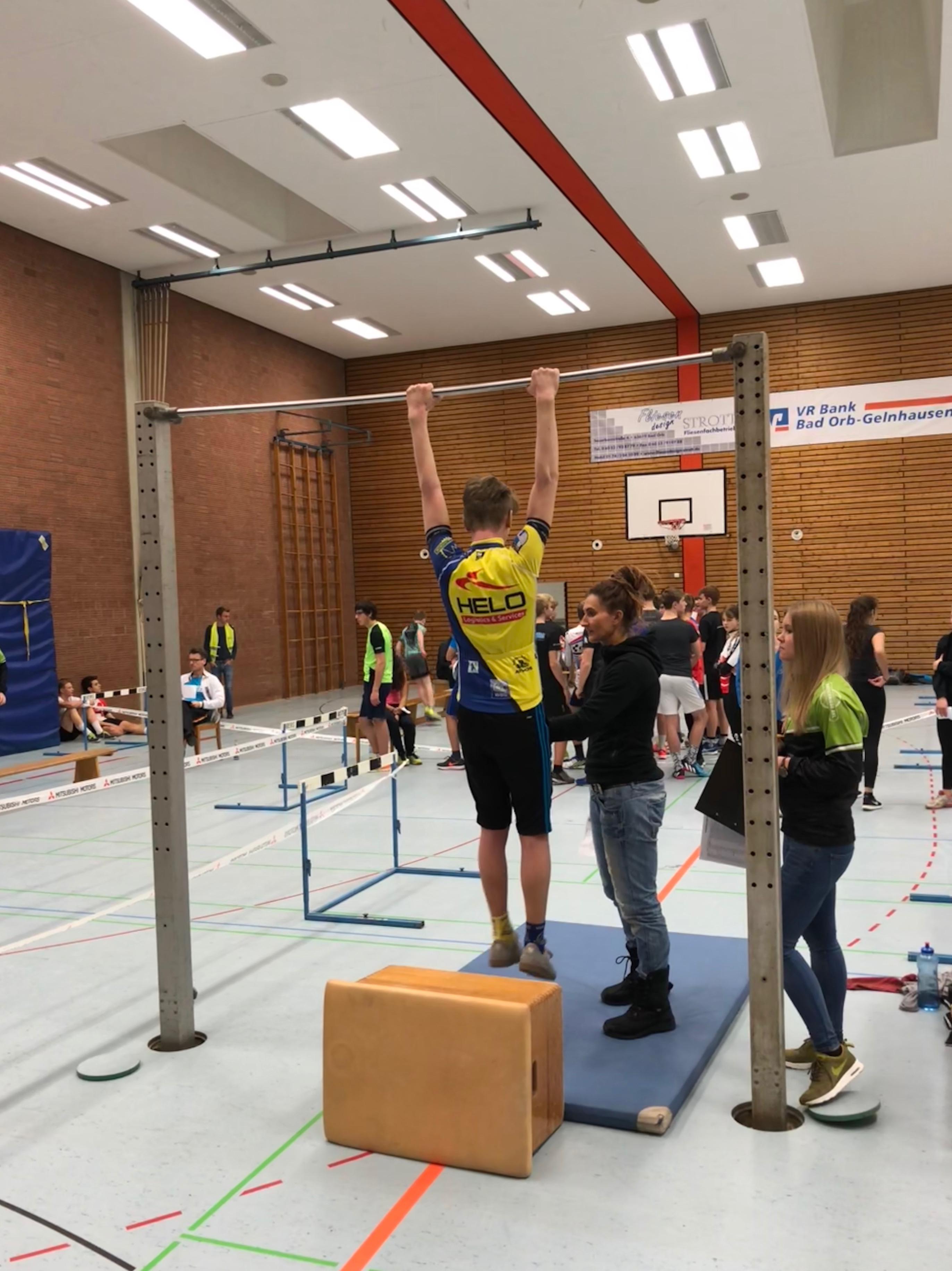 Athletik-Test: Start der Nachwuchs-Bundesliga MTB