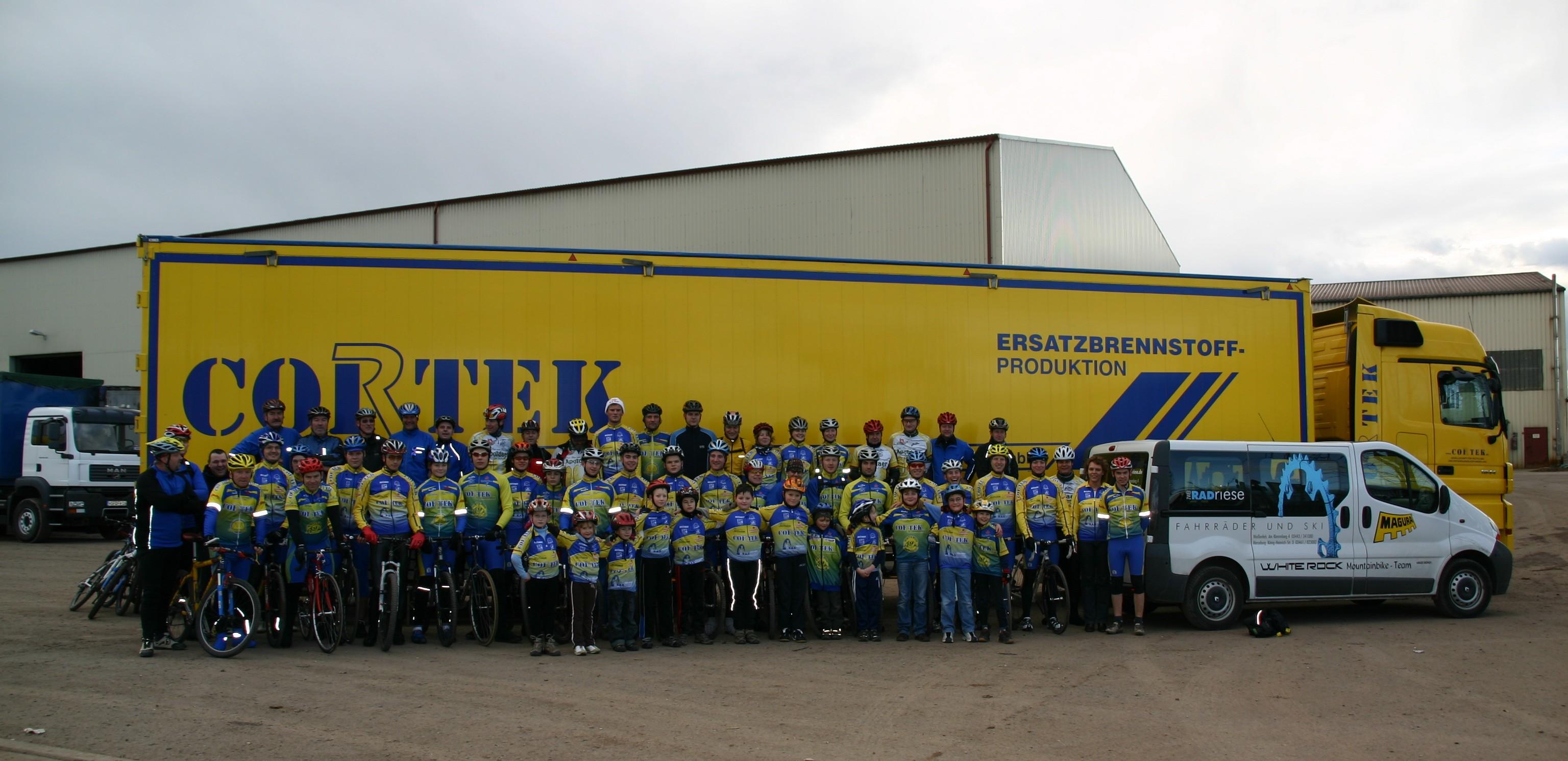 White Rock-Vereinsgründung 2008