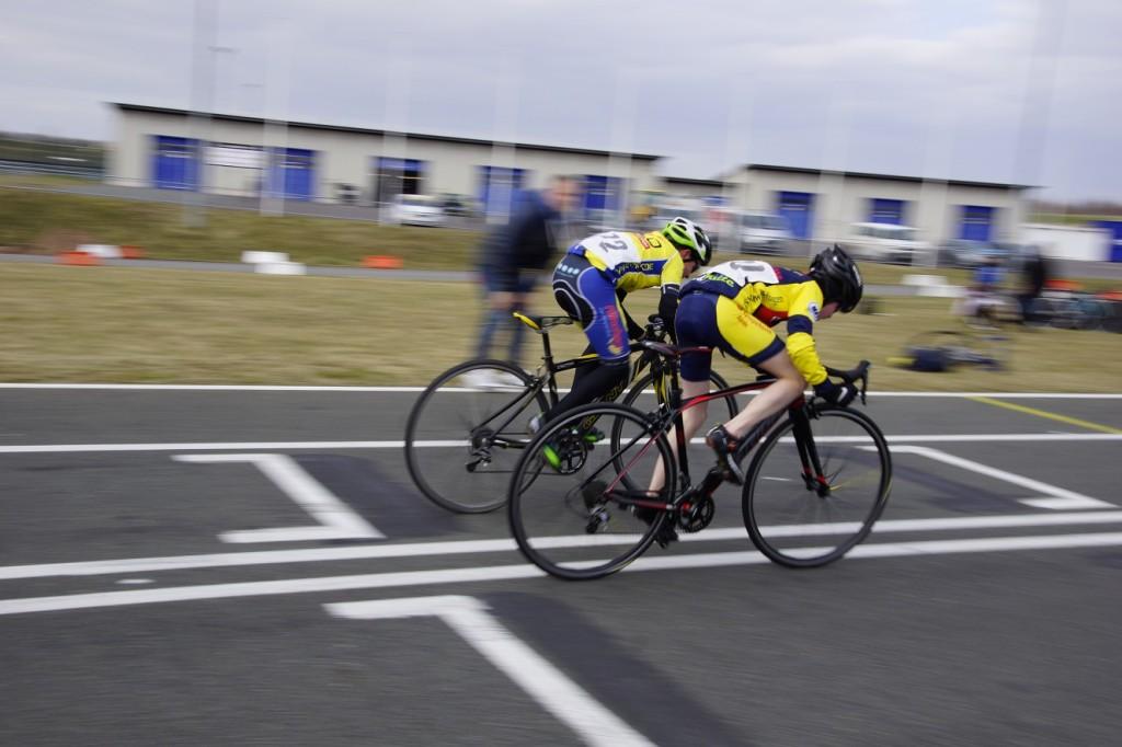 Fabian sprintet Klasse !