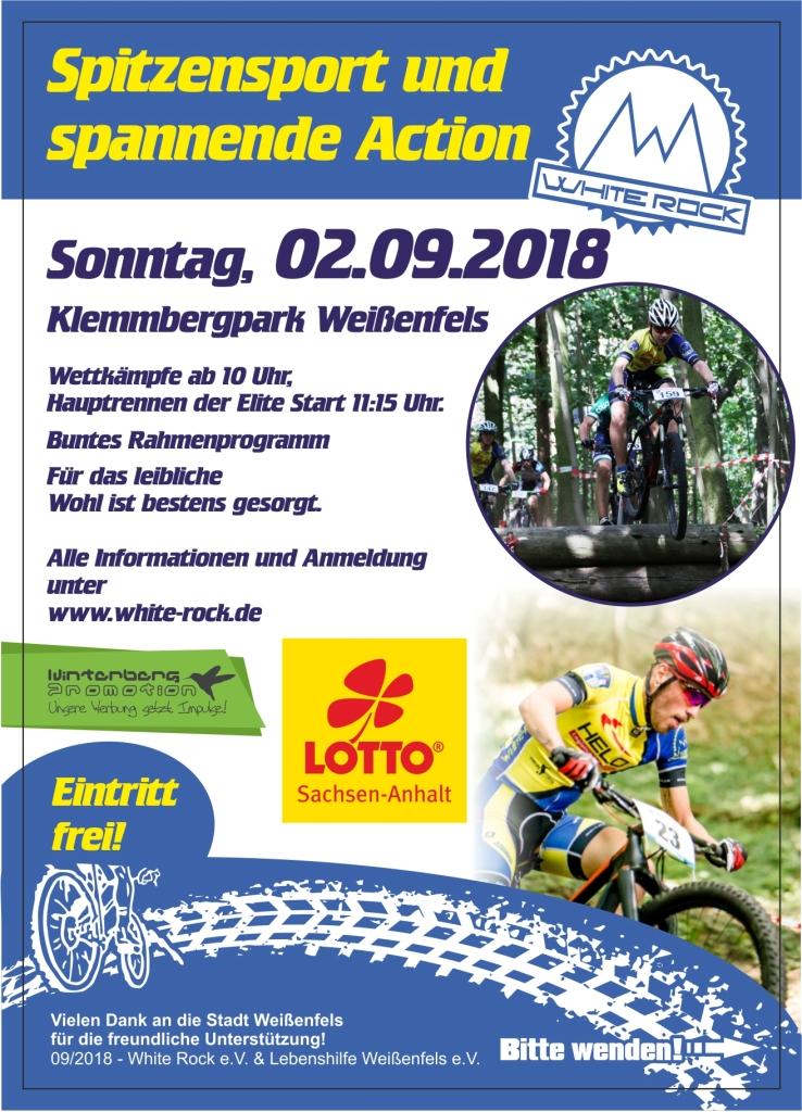 Weissenfelser MTB-Event / #2 XCO Bikecup @ Klemmberg Weißenfels