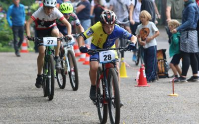XCO- Bikecup in Halle