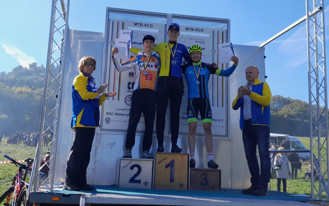 XCO Bikecup- Finale in Bad Tabarz